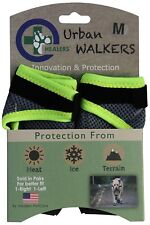 Healers Urban Walkers Dog Boots for Paw Protection 1-Pair S/Med Paw Width 2 3/8""