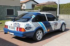 ford sierra rs cosworth gr.a gemini rac 1989 decals stickers adesivi