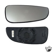 FIAT DUCATO DRIVERS SIDE WING MIRROR GLASS WIDE ANGLE BLIND SPOT RIGHT SIDE 06-