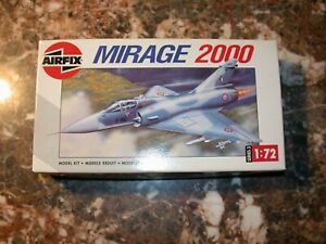 Maquette avion 1 : 72    DASSAULT MIRAGE 2000         AIRFIX