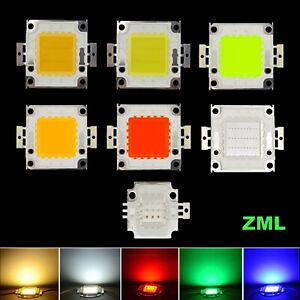 LED Chip Integrated Bright Cob Bulb beads 10W-100W 12V-36V SMD  for Floodlights