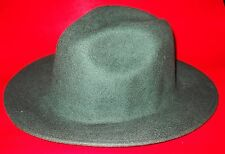 100% Wool Made In Ecuador Hat, Sz. 7 1/8 and 7 3/8, NEW FREE SHIP!
