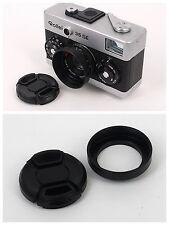 New Lens Cap + Hood for Rollei 35 series 35 35S 35SE Sonnar 40/2.8