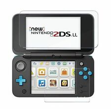 for Nintendo Nintendo 2ds XL 2017 Tempered Glass Screen Protector Cover Guard