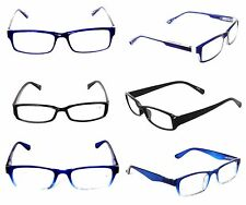 CLOSEOUT MEN OPTICAL READING GLASSES LOT WHOLESALE 9 ASST MEN +1.50 MR3516