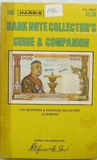 1976 Harris Bank Note Collectors Guide and Companion