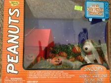Peanuts It's the Great Pumpkin Charlie Brown Snoopy Playset