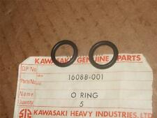 KAWASAKI NOS - 2 OIL PUMP O-RINGS - A1/7 - C2 - F3-4 - 16088-001