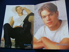 Jonathan Brandis Brad Pitt DiCaprio Furlong Keanu Luke Perry John Stamos Natalie