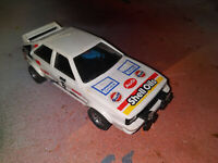 Scalextric 4 x 4 Dakar Off Road Rally Type Audi Quatro Slot Car