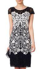 Phase Eight Akiko Tapework Dress Size 8 BNWT RRP £179