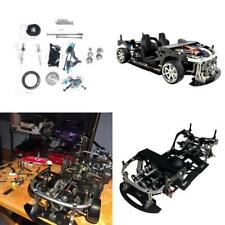 Original FIJON FJ9 1/10 Front Engine Design RC Car 1 Parts Drift 10 Frame Kits