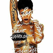 Unapologetic [Deluxe Edition], Rihanna, Used; Good CD