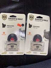 2 knight & hale Legendary Preacher Turkey Call