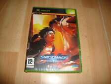 Pal version Microsoft Xbox SVC Chaos SNK vs Capcom