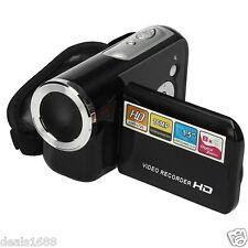 "1.5"" TFT LCD 8X Digital Zoom Video Camcorder 16MP HD 1080P DV Camera Kit Set US"