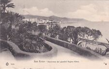 SAN REMO - Panorama dai Giardini Regina Elena 2