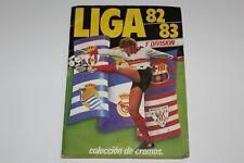 ALBUM DE CROMOS ESTE LA LIGA 82-83 1a DIVISION COMPLETO 363 DIFERENTES