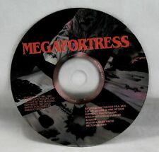 Megafortress Microsoft DOS Vintage CDROM Game 1995 Three Sixty Pacific Software