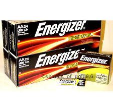96 Energizer Industrial AA Alkaline Batteries (EN91, LR6)