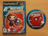 Sony PlayStation 2 PS2 PAL Game - Bomberman: Hardball