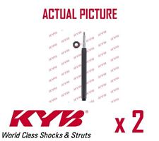 2 x NEW KYB FRONT AXLE SHOCK ABSORBERS PAIR STRUTS SHOCKERS OE QUALITY 663004