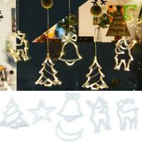 1Xmas Tree Hanging Decor Silicone Jewelry Casting Mold Resin Epoxy Mould AU BEST