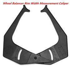 Wheel Balancer Rim Width Caliper Measurement Measuring Tool Universal