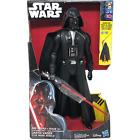 """NIB Star Wars Rebels Electronic 12"""" Duel Darth Vader Lights & Battle Sounds"""