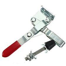 10x(Kniehebelspanner Schnellspanner Horizontal Haltekraft Werkzeug 100kg GY E4G8