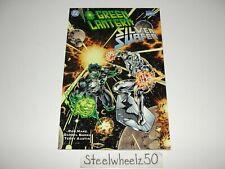 Green Lantern Silver Surfer Unholy Alliances #1 Comic TPB Book Marvel DC Thanos