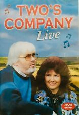 TWO'S COMPANY live DVD (Irish Country) FREE P+P NEW