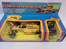 VINTAGE RC FORMULA 1 RACER GRAND PRIX BATTERY OPERATED TOY F-1 SPECIAL NEW 1980s
