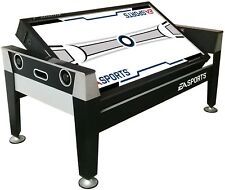 """70"""" 2 in 1 Flip Game Table Air Powered Hockey and Pool Table Family Fun Gameroom"""
