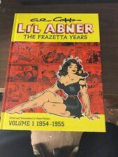 Al Capp's Li'L Abner Vol. 1 : The Frazetta Years 1954-55 Hc Dark Horse Books