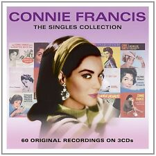 CONNIE FRANCIS Greatest Hits* Import 3-CD BOX SET *60 Orig Songs *NEW & SEALED