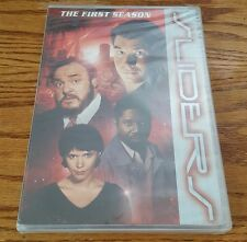 Sliders: The Complete First Season (DVD, 3-Disc Set) one 1 Sci Fi tv show NEW