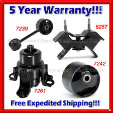 K148 Fits 1999-03 TOYOTA SOLARA COUPE 3.0L ENGINE & TRANS MOUNT for AUTO TRANS