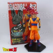 DragonBall Dragon Ball Super Saiyan God Son Gokou 16cm PVC Figure New In Box