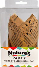 New listing Natures Party 8Npcpst7J-nparty053 5 oz Silicone Baking Cups