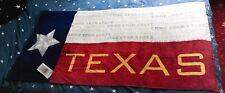 "Texas Lone Star 30 X 60"" Beach / Bath Towel, 100% Cotton, New With Tag"