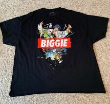 Notorious BIG Biggie B.I.G. Smalls t-shirt men's Size 3XL Rap hip hop XXXL