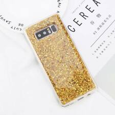Luxury Glitter Bling Soft Rubber Case Cover For Samsung Galaxy Note 9 S8 S9 J7/5