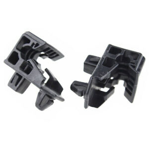2x Headlight Mounting Bracket Clips For Toyota Lexus Tacoma Corolla #53271-12060