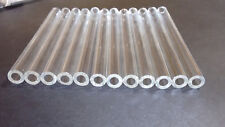 GLASS TUBING 12 Pieces BOROSILICATE PYREX BLOW TUBES  10mm X 2.2mm X 125mm