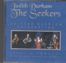Seekers - 25 Year Reunion Celebration Live cd