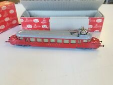 Hag HO SBB CFF Swiss Railway RCe 2/4 Roter Pfeil Electric Engine No.101