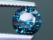 Diamond untreated certified 1.01 ct Electric Blue