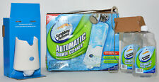 Scrubbing Bubbles Automatic Shower Cleaner Bathroom New Machine 1.5 Bottles