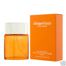 Clinique Happy for Men Cologne Eau De Toilette EDT 100 ml (man)